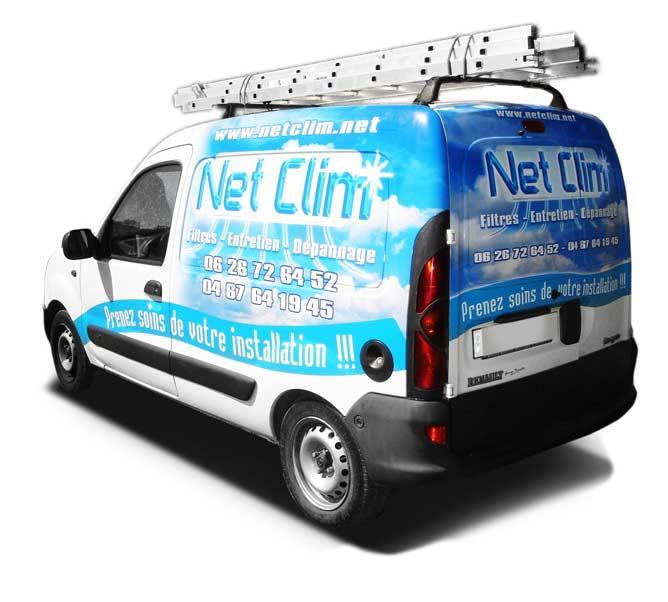 Net Clim | climatisation